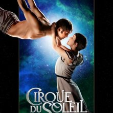 Cirque du Soleil: Worlds Away: international poster 1