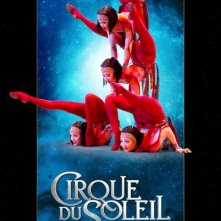 Cirque du Soleil: Worlds Away: international poster 2