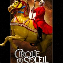 Cirque du Soleil: Worlds Away: international poster 4