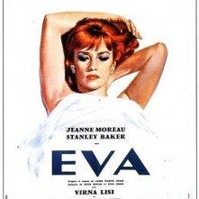 Eva: la locandina del film
