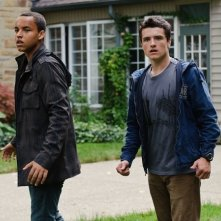 Josh Hutcherson e Connor Cruise in Red Dawn