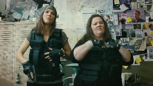 The Heat Sandra Bullock E Melissa Mccarthy In Una Scena Del Film 258589