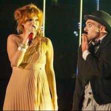 X Factor 6: Chiara Galiazzo con un ballerino nella manche dance della sesta puntata
