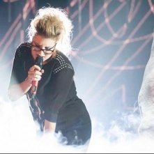 X Factor 6: un momento della seconda esibizione di Cixi nella sesta puntata