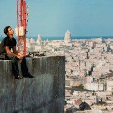 Una noche: Dariel Arrechaga in una scena
