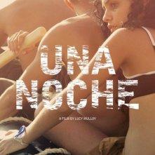 Una noche: la locandina del film
