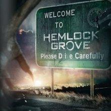 La locandina di Hemlock Grove