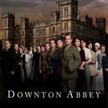 Locandina originale di Downton Abbey