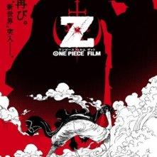One Piece Film Z: la locandina del film