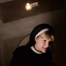 American Horror Story, Asylum - Lily Rabe nell'episodio Dark Cousin