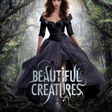 Beautiful Creatures: character poster di Alice Englert nei panni di Lena Duchannes