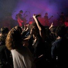 Esclusiva: la sequenza di un concerto nel film Cosimo e Nicole (2012)