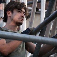 Esclusiva: Riccardo Scamarcio in una scena del film Cosimo e Nicole