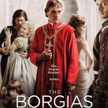 I Borgia: Locandina ufficiale internazionale