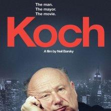 Koch: la locandina del film