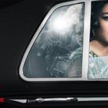 Lindsay Lohan e Grant Bowler in Liz and Dick: una immagine promo diffusa dal network