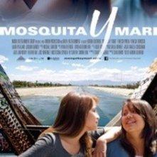 Mosquita y Mari: la locandina del film