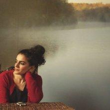 Present tense: Şenay Aydin in una scena del film diretto da Belmin Soylemez