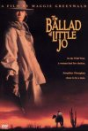 The Ballad of Little Jo: la locandina del film