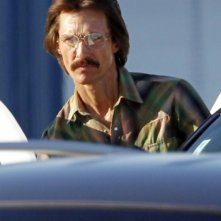 The Dallas Buyers Club: Matthew McConaughey notevolmente dimagrito e con un look anni Ottanta sul set