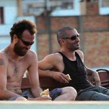 Una scena del film Terrados di Demian Sabini