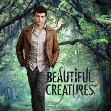 Beautiful Creatures: character poster di Alden Ehrenreich  nei panni di Ethan Wate