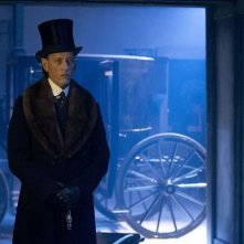 Doctor Who: un'immagine tratta dallo speciale natalizio The Snowmen