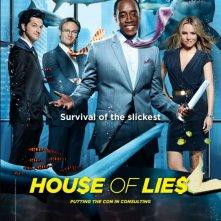 La locandina di House of Lies