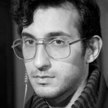 Paolo Lagana sul set