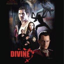 La locandina di Divine: The Series