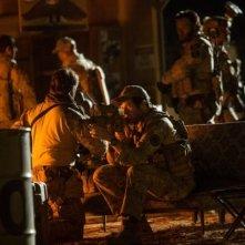 Operazione Zero Dark Thirty: un gruppo di marines in attesa di entrare in azione