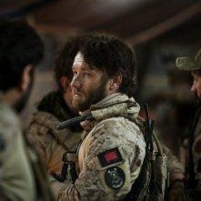 Operazione Zero Dark Thirty: un primo piano di Joel Edgerton in uniforme