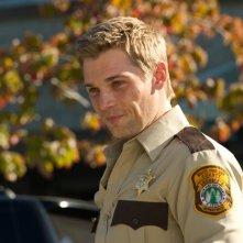 Bates Motel: Mike Vogel in una scena del pilot della serie A&E