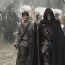 Ben Barnes e Jeff Bridges nella prima immagine di The Seventh Son
