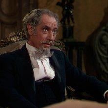 Frank Puglia è Villeneuve nel film Il Fantasma dell'Opera