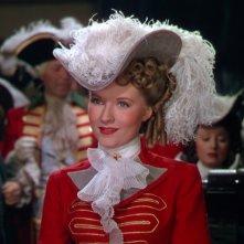 Susanna Foster in una scena del film Il Fantasma dell'Opera