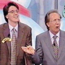 La ruota della fortuna: Matteo Renzi con Mike Bongiorno nel 1994
