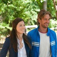 Quello che so sull'amore: Gerard Butler e Jessica Biel in una scena