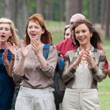 Quello che so sull'amore: Judy Greer e Catherine Zeta-Jone nel film di Muccino