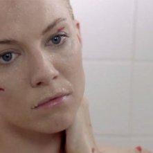 The Girl: Sienna Miller in una scena del film della HBO