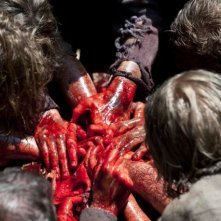 The Walking Dead: Erranti all'opera in una terrificante scena dell'episodio Infiltrati