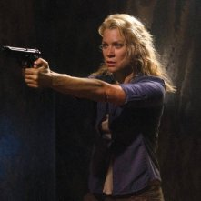 The Walking Dead: Laurie Holden è Andrea nell'episodio Fatti per soffrire
