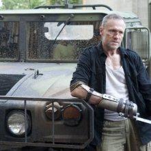 The Walking Dead: Michael Rooker è Merle Dixon nell'episodio Infiltrati