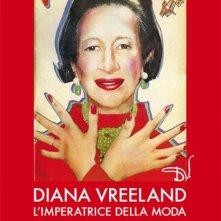 Diana Vreeland: L'imperatrice della moda, la locandina italiana