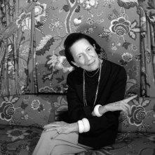Diana Vreeland - L'imperatrice della moda, una scena tratta dal documentario