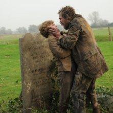 Grandi speranze: Ralph Fiennes e Toby Irvine in una scena