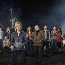 Red Widow: una foto promozionale del cast della serie