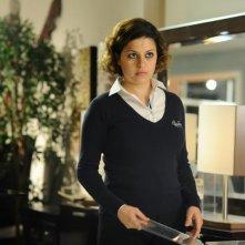 Scusa, mi piace tuo padre: Alia Shawkat in una scena del film