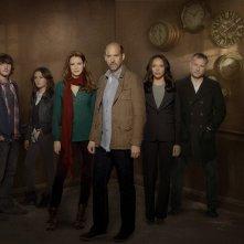 Zero Hour: una foto promozionale del cast della serie