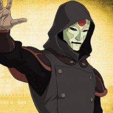Il personaggio di Amon, della prima stagione della serie animata La leggenda di Korra